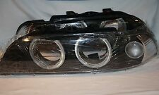 BMW E39 Headlight Lense  w/ Angel Eye Rings