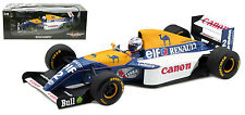 Minichamps Williams FW15C #2 1993 World Champion - Alain Prost 1/18 Scale
