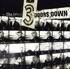 3 Doors Down - Better Life [New CD]