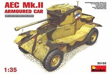 Miniart 35155 1/35 AEC MK2 Armoured Car
