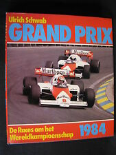 Peters Grand Prix 1985 (F1) Ulrich Schwab (Nederlands) (F1BC)