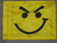 Custom SMIRKY Face Safety Flag for  ATV DirtBike JEEP Dune Pole Whip