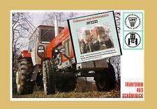 VEB Fortschritt ZT 300 Traktoren aus Schönebeck