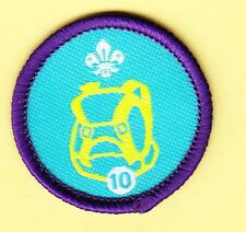 Boy Scout/Explorer Badge 10 HIKES AWAY Proficiency