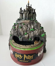 HARRY POTTER RARE COLLECTIBLES HOGWARTS MOTION MUSICAL STATUE ENESCO