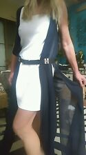 "Sass & Bide ""SET UP HOUSE"" Dress - Size 42/12 rrp $650"