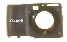 CANON POWERSHOT A1200 BLACK FRONT COVER USED