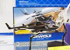 Supercopter Airwolf Model Kit + Extra Clear Body 1/48 Aoshima 05590