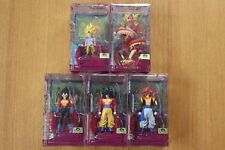 Banpresto Dragonball GT Box Figure Collection Full 5 Gokou Vegeta Gogeta Shenron