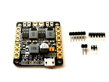 Power Distribution Board PDB w/ OSD 5V 12V Regulator LC Filter Camera VTX hookup