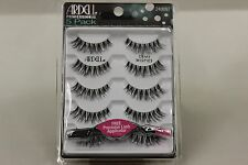 10 PACK - Ardell Fashion Lashes DEMI WISPIES W/ FREE APPLICATOR AND ADHESIVE