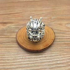 Jewelry Charm 316l stainless steel Fashion Punk design dragon ring US size10 G35