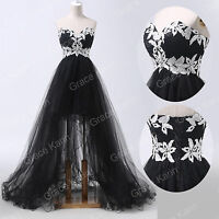 XMAS GIFT Formal Ball Gown Evening Bridesmaid Prom Cocktail Party Long Dresses