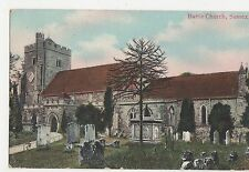 Battle Church, Sussex Postcard, A846