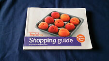 Weight Watchers SHOPPING GUIDE 2011 Pro Points POINTS VALUES