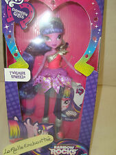 POUPEE PETIT PONEY TWILIGHT SPARKLE RAINBOW ROCKS HASBRO A6772 DOLL LITTLE PONEY