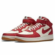 Nike Air Force 1 Mid 07 University Red 315123 607