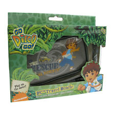 Go Diego Go Travel Bundle Pack For Nintendo DS/DS Lite