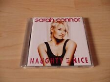 """CD Sarah Connor-Naughty But Nice - 2005 """"incl. from zero to Hero-Jewel Case e"""