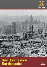 What Went Down: 1906 San Francisco Earthquake History Channel DVD