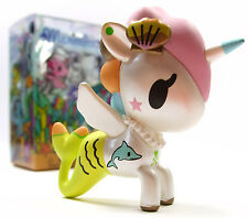 "TOKIDOKI MERMICORNO PERLA CHASE Mermaid 3"" Vinyl Figure NEW Unicorno Mermicornos"