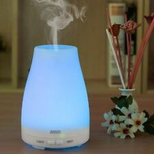 Ultrasonic Home Aroma Humidifier Air Diffuser Purifier Atomizer