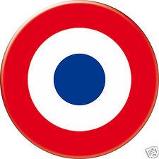 Ø38mm BADGE Cocarde France