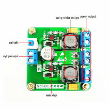1PCS TPS5430 Positive Negative Dual Power Supply Module with Switching CA