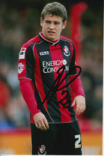 BOURNEMOUTH HAND SIGNED RYAN FRASER 6X4 PHOTO 2.