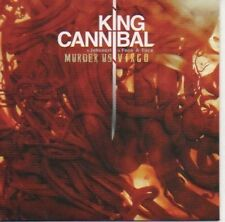 (640C) King Cannibal, Virgo / Murder Us - DJ CD
