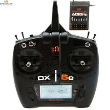 Spektrum SPM6650 DX6e 6-Channel DSMX Transmitter Radio with AR610 Receiver