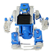 3 In 1 Solar Power Transformer Toy Robot Tank DIY Educational Assembly Kit Kids