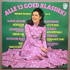 LP Various - Alle 13 Goed Klassiek! Deel 3 Philips ‎– 6833 142 Classical Nm