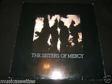 "THE SISTERS OF MERCY MORE 12"" GERMAN VINYL"