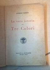 PANZINI LA VERA ISTORIA DEI TRE COLORI 1924