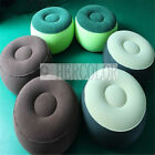 Inflatable Couch Bean Bag Air Cube Chair for Movies Gaming Reading Relaxing Camp