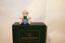 Wendt & Kühn ab 2014 not Angel sitting blond with Cactus ,Tag first hand