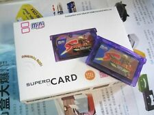 Supercard Mini SD Adapter Flash card GBA Cartridge for GBA GBA SP GBM NDS NDSL