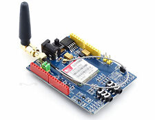 SIM900 GSM / GPRS Module Shield  IComSat Kit Compatible Arduino With Antenna