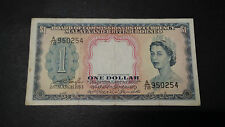 1dollar--1953--queen malaya--gvf