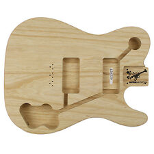 Guitarra Cuerpo guitarbuild Tc 1,7 Kg 2 Pc Swamp Ash Deluxe 128339