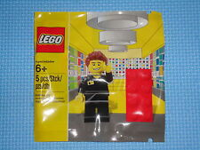 Lego Exclusive Store Employee Minifigure 5001622 *New*