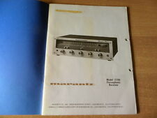 Marantz model 2200 Handbook of instructions  manual , manuale d'uso originale