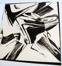 K. O. Götz Mappenwerk 1966 Lithographien signiert Karl Otto Götz Hake informel