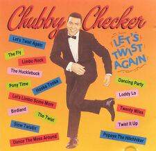 CHUBBY CHECKER Let's Twist Again EU Press Cédé 66080 1988 CD