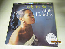 Columbia CS8048 Billie Holiday Lady in Satin 4LP 45rpm