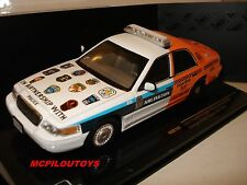 IXO MOC161 FORD CROWN VICTORIA ARLINGTON POLICE SOBER RIDE 2012 au 1/43°
