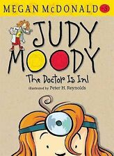McDonald, Megan Judy Moody: The Doctor Is In! Very Good Book