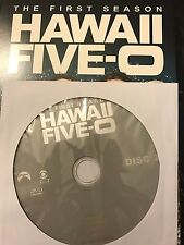 Hawaii Five-0 - Season 1, Disc 2 REPLACEMENT DISC (not full season)