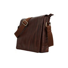 New Stylish Side Sling Bag Shoulder Bag Messenger Leather Bag For Men's/ Women's